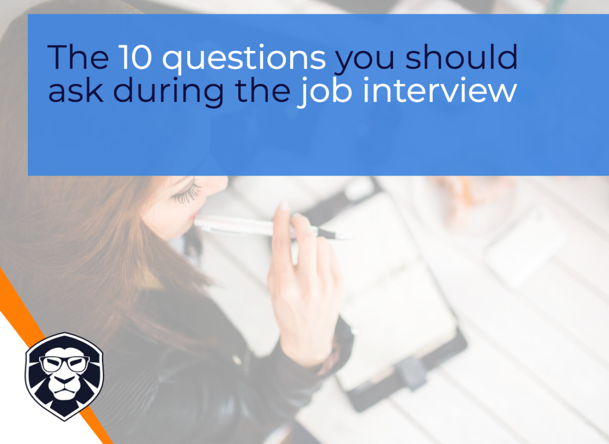 The 10 questions you should ask during the interview - Blog Gamechanger Luxembourg