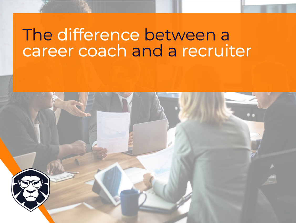 The difference between a career coach and a recruiter - Blog Gamechanger Luxembourg