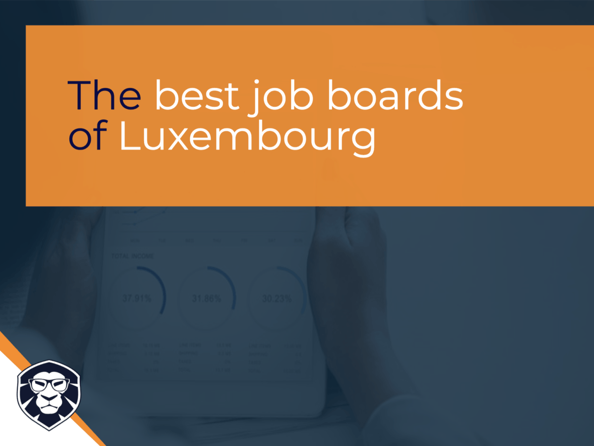 The best job boards of Luxembourg - Blog Gamechanger