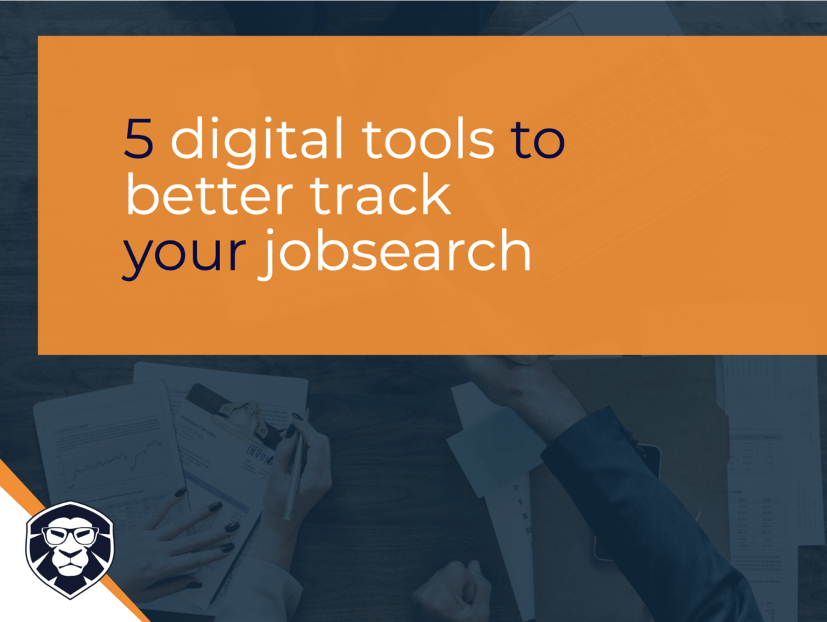 5 digital tools to track your job search - Blog Gamechanger Luxembourg